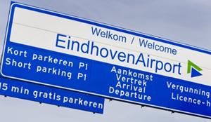 Kosten parkeren Eindhoven Airport